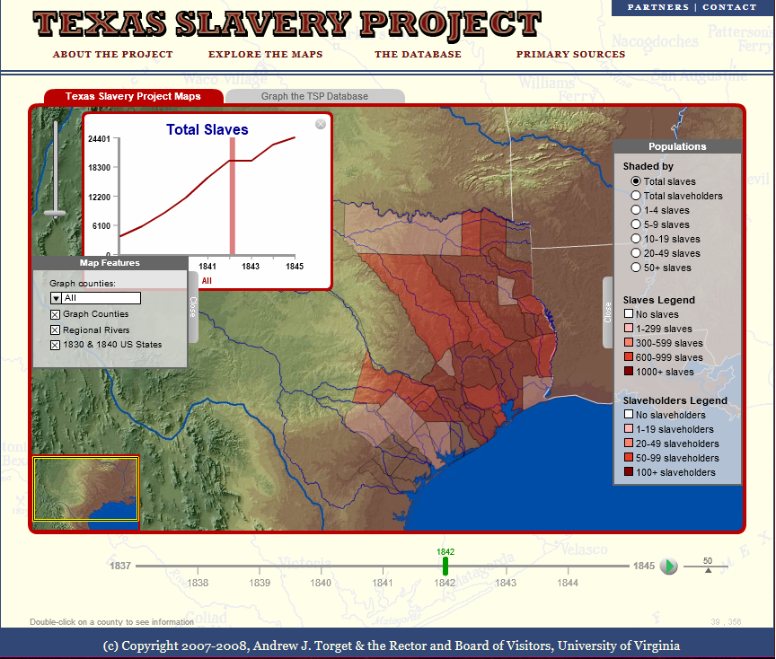 Texas Slavery Project